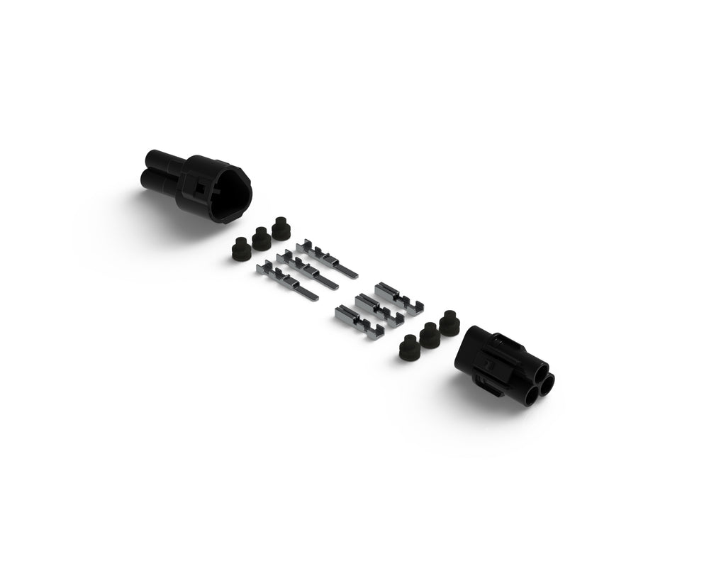Connector Set - MT Series 3-Pin
