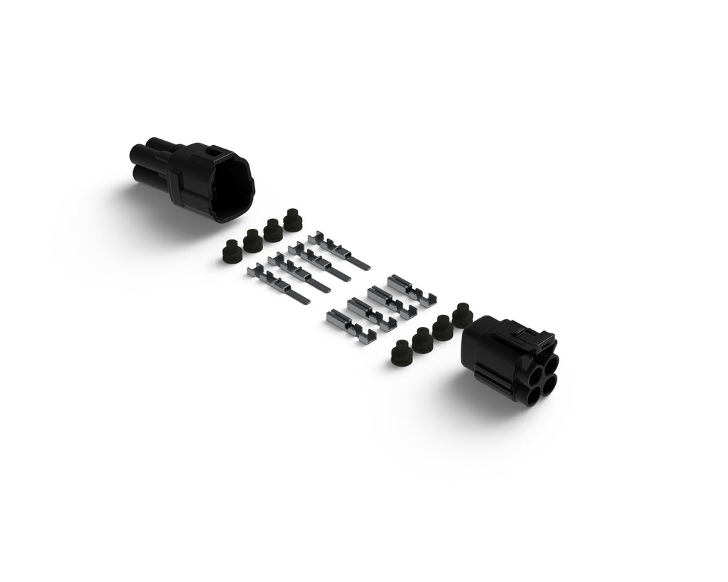 Connector Set - MT Series 4-Pin
