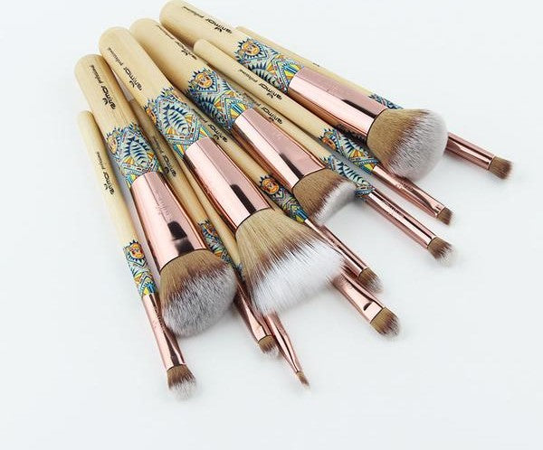 12PCS Set Bamboo by anmor