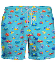 Load image into Gallery viewer, Zeybra Fish Boardshorts
