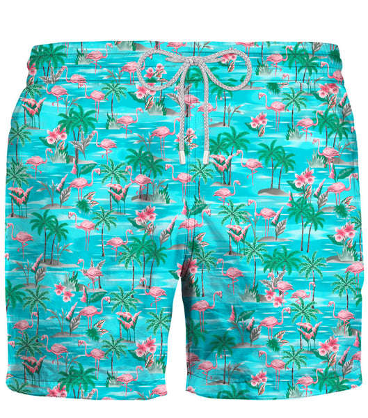 Zeybra Flamingo Boardshorts