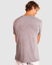 Load image into Gallery viewer, Basic Washed T-shirt Charcoal