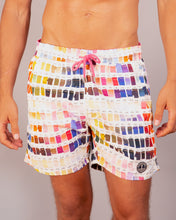 Load image into Gallery viewer, Borneo Pantone Boardshorts ,Multi