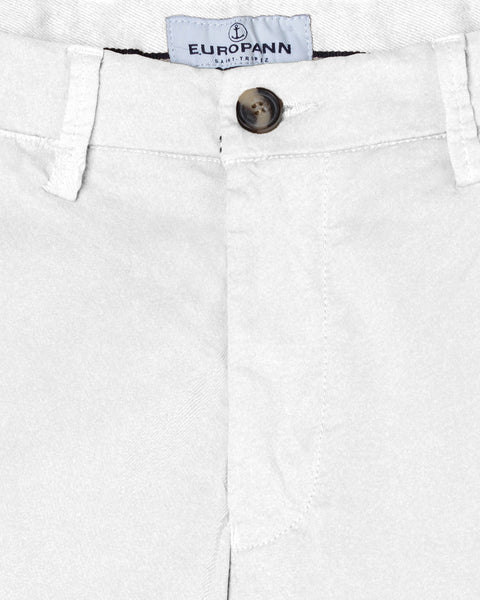 Chino Europann Flash Blanc