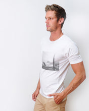 Load image into Gallery viewer, Manly White t-shirt