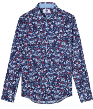 Load image into Gallery viewer, Marco Cotton Shirt Floral