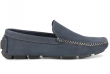Load image into Gallery viewer, Monza Loafers Navy