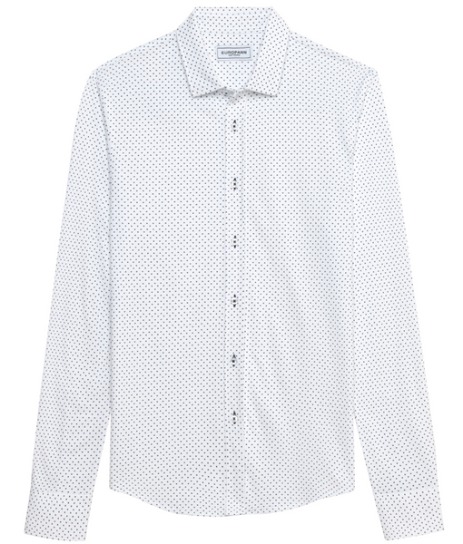 Romano Cotton Pique Shirt