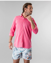 Load image into Gallery viewer, Vardy -Cotton-Voile Shirt, Fuschia