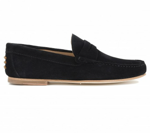 Roma Loafers Black