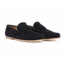 Load image into Gallery viewer, Roma Loafers Black