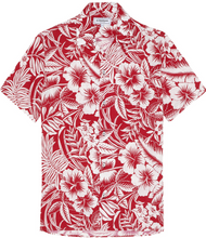 Load image into Gallery viewer, Aloha Linen Short Sleeve
