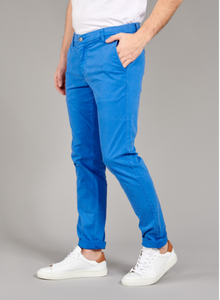 Chino Europann Flash Cobalt