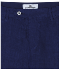 Load image into Gallery viewer, Linen Pants Europann Navy