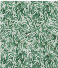 Load image into Gallery viewer, Tropical Linen Shirt Forest