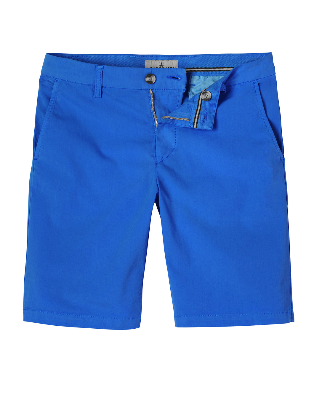 Chino Shorts Texas Cobalt