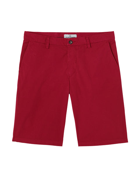 Chino Shorts Texas Red