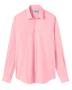 Vardy -Cotton-Voile Shirt, Pink