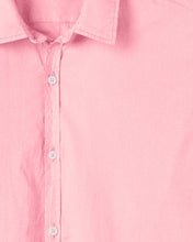 Load image into Gallery viewer, Vardy -Cotton-Voile Shirt, Pink