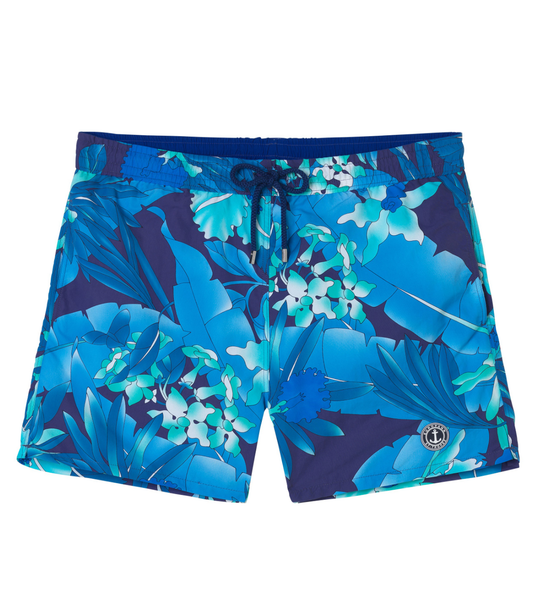 Vincenzo Boardshorts , Blue