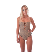 Darlin' Swimwear One Piece S Jena One-Piece - Alley Cat