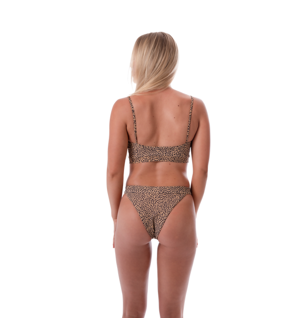 Darlin' Swimwear Bottom Goldie Bottom - Alley Cat