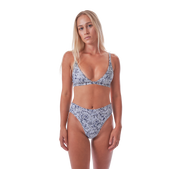 Darlin' Swimwear Top Cheyenne Top - Baby Blue