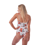 Darlin' Swimwear One Piece Jena One-Piece - Ramblin' Rose