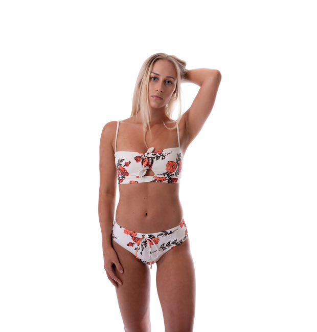 Darlin' Swimwear Bottom Patsy Bottom - Ramblin' Rose