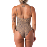 Darlin' Swimwear One Piece Jena One-Piece - Alley Cat