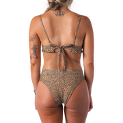 Darlin' Swimwear Top Loretta Top - Alley Cat