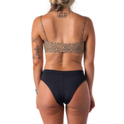 Darlin' Swimwear Top Dottie Top - Alley Cat