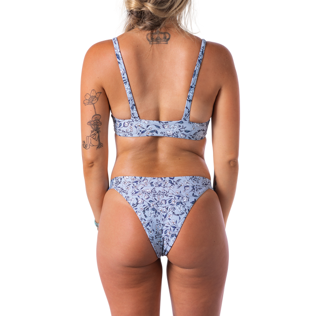 Darlin' Swimwear Bottom Goldie Bottom - Baby Blue