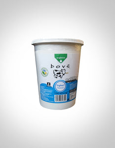 Yogurt Orgánico Natural Bové
