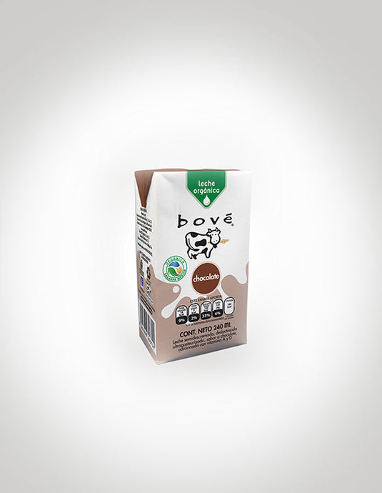 Leche de Chocolate 240 ml Bové
