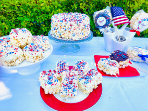 6 Perfectly Patriotic Desserts for 4th of July