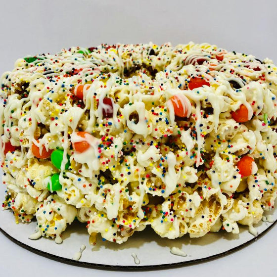 Chewy Candy Gourmet Popcorn Cake™