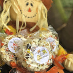 Thanksgiving Harvest Gourmet Popcorn Pops (Dozen)