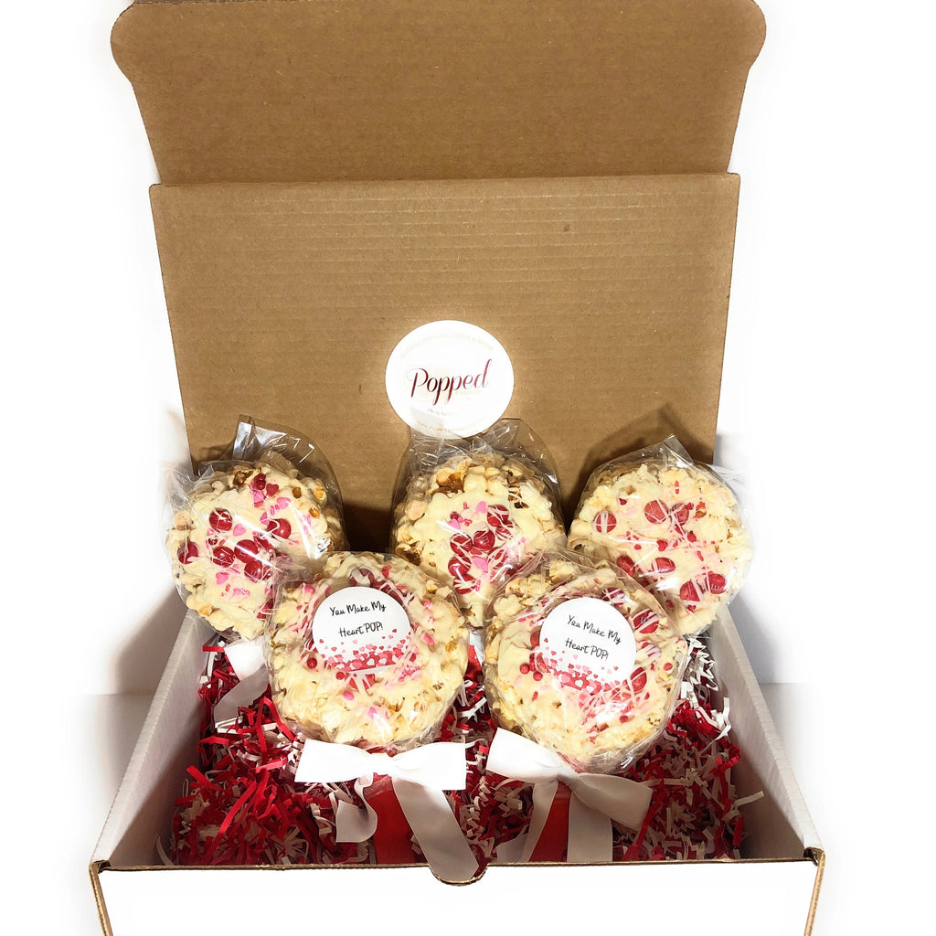 Valentine's Day Gift Box (5 Count)