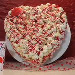 Heart Shaped Gourmet Popcorn Cake™