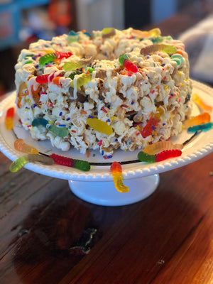 Customized Birthday Gourmet Popcorn Cake™