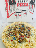 All-American Gourmet Popcorn Pizza
