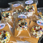 Mini Popcorn Cakes and Popcorn Party Favors