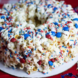 Corporate Gift Popcorn Cakes