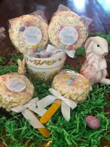 SpringTime Celebration Popcorn Pops