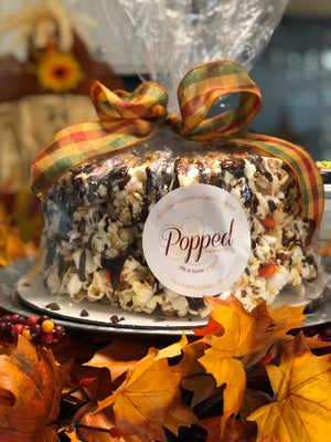 Thanksgiving Harvest Gourmet Popcorn Cake™