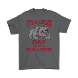 Great day to be a Bulldog