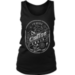 I survive with coffee, chaos, and cuss words tank