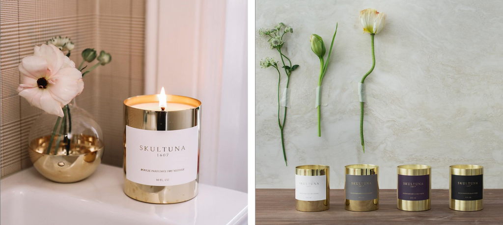 4 Ways to Reuse a Skultuna Candle