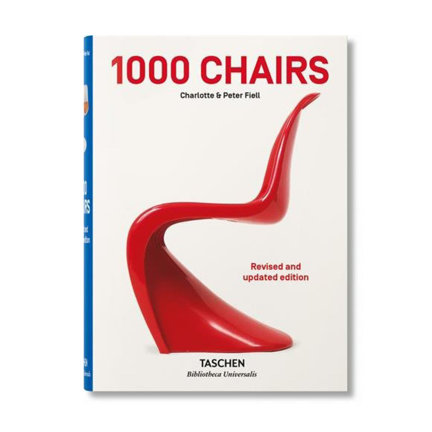 1000 Chairs by Charlotte & Peter Fiell